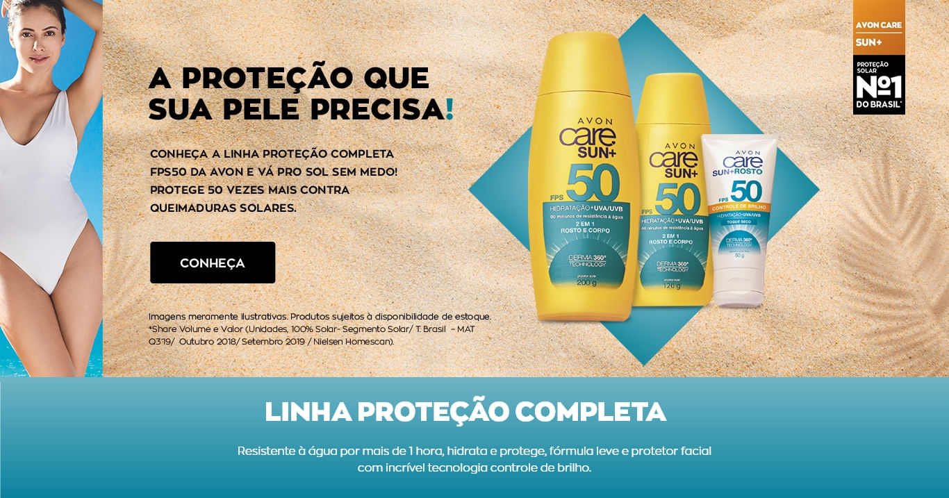 A proteção que sua pele precisa