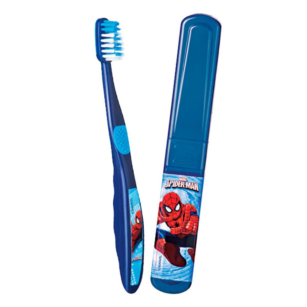 Escova de Dentes Homem-Aranha