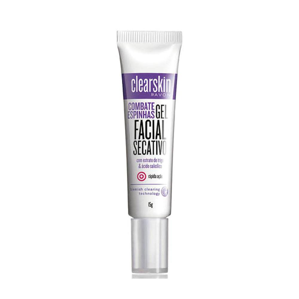 Gel Facial Secativo Clearskin 15g