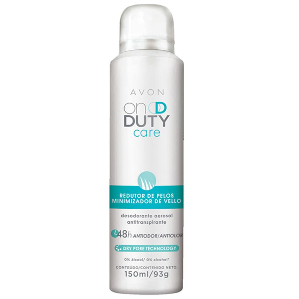 Desodorante Aerossol On Duty Care Redutor de Pelos - 150 ml