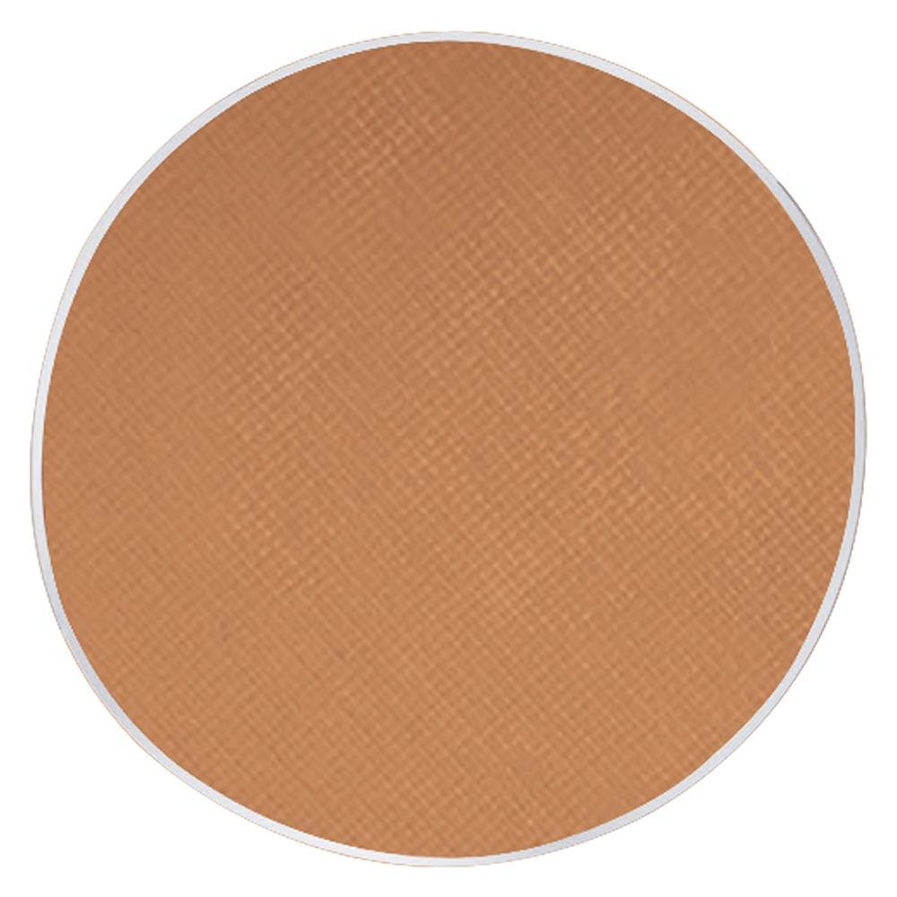 Refil Pó Compacto Facial Matte Color Trend Matte Real FPS 10 7 g - Marrom Claro