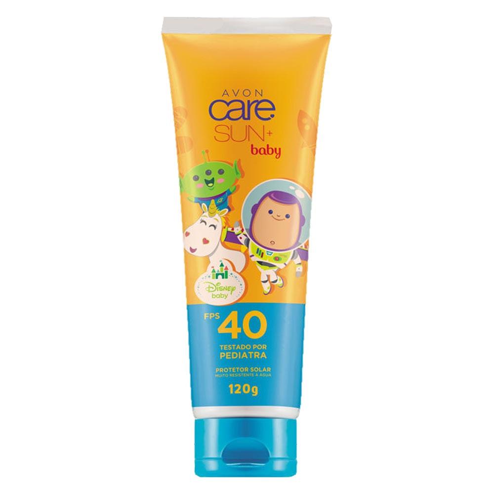 Protetor Solar Baby Care Sun+ FPS 40 - 120 g
