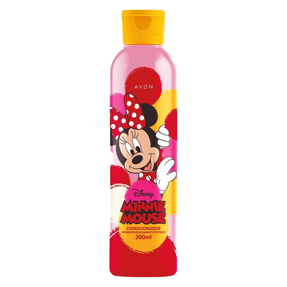Condicionador Minnie Mouse - 200 ml
