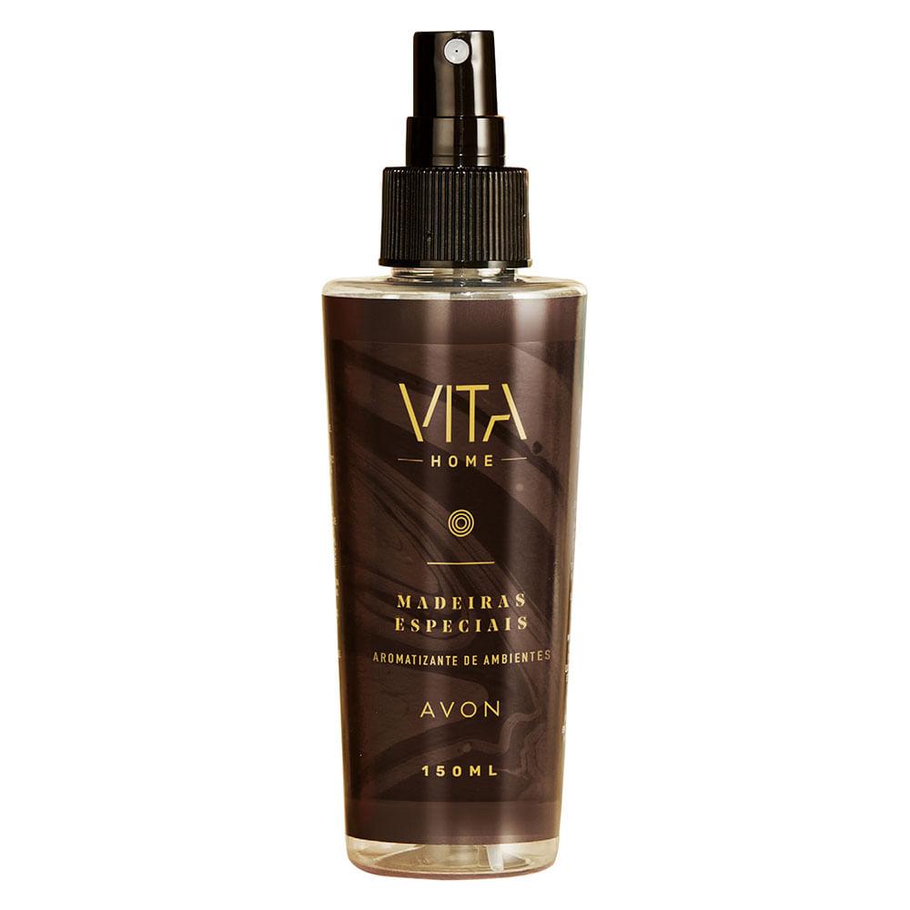 Aromatizante Vita Home Madeiras Especiais - 150 ml