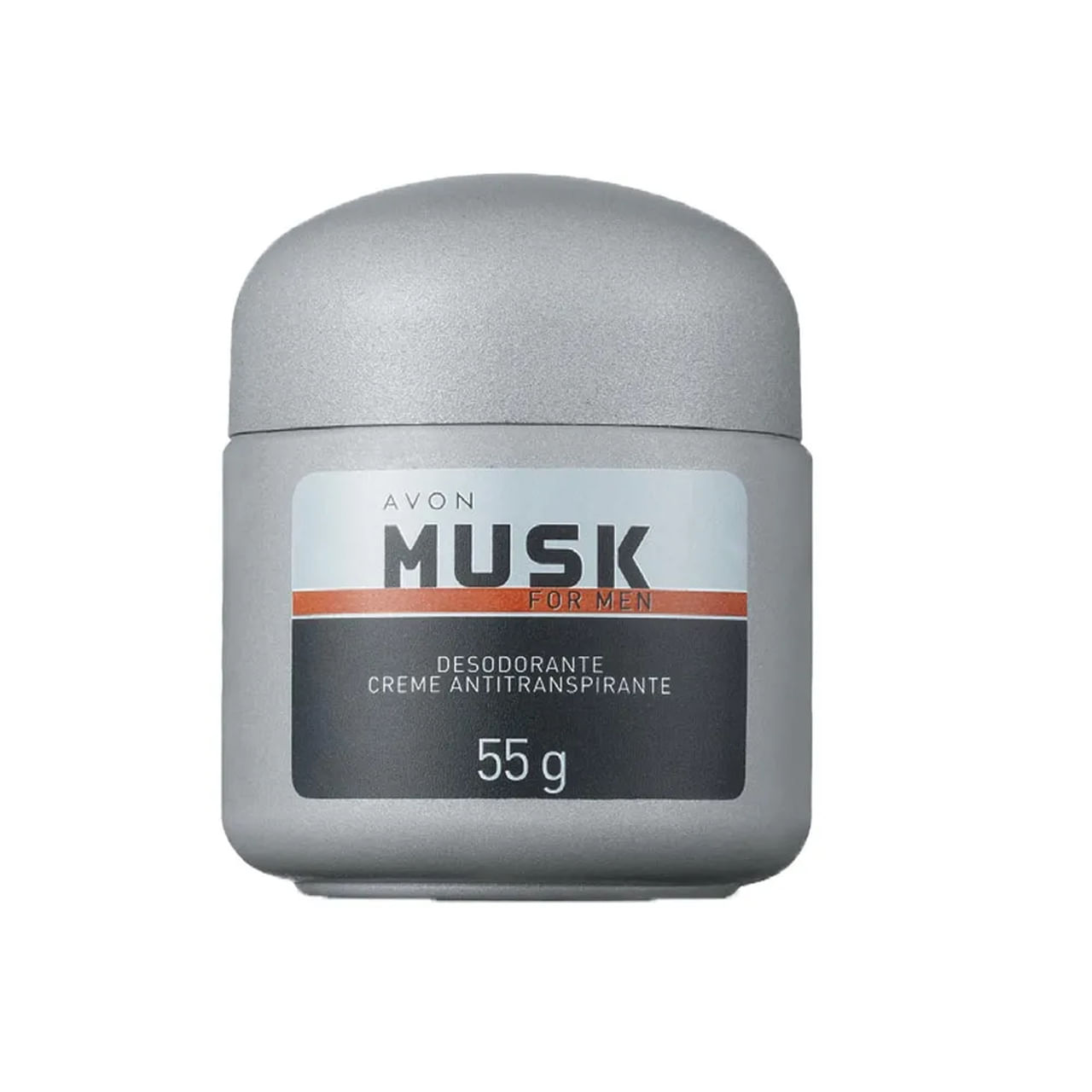 Desodorante Creme Mvusk For Men - 55 g Desodorante Creme Musk For Men - 55 g