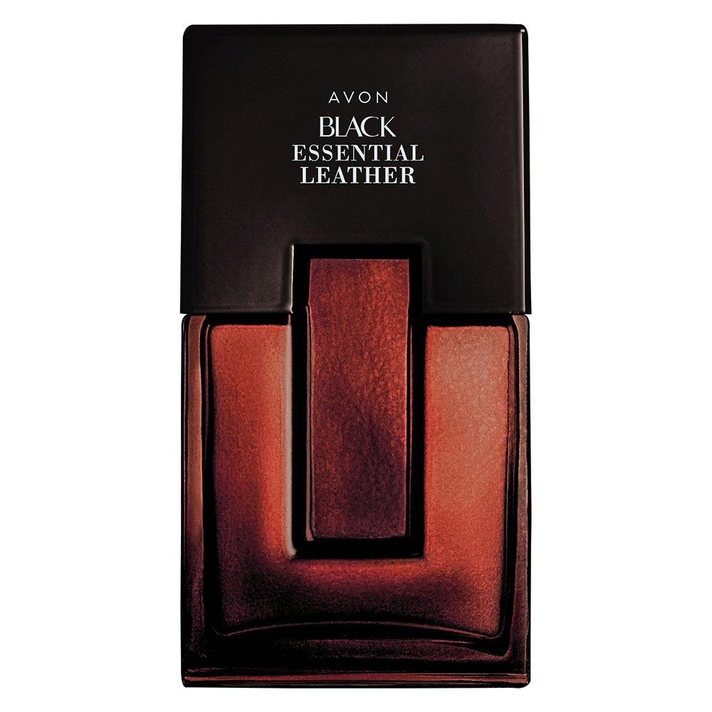 Black Essential Leather Deo Colônia - 100ml