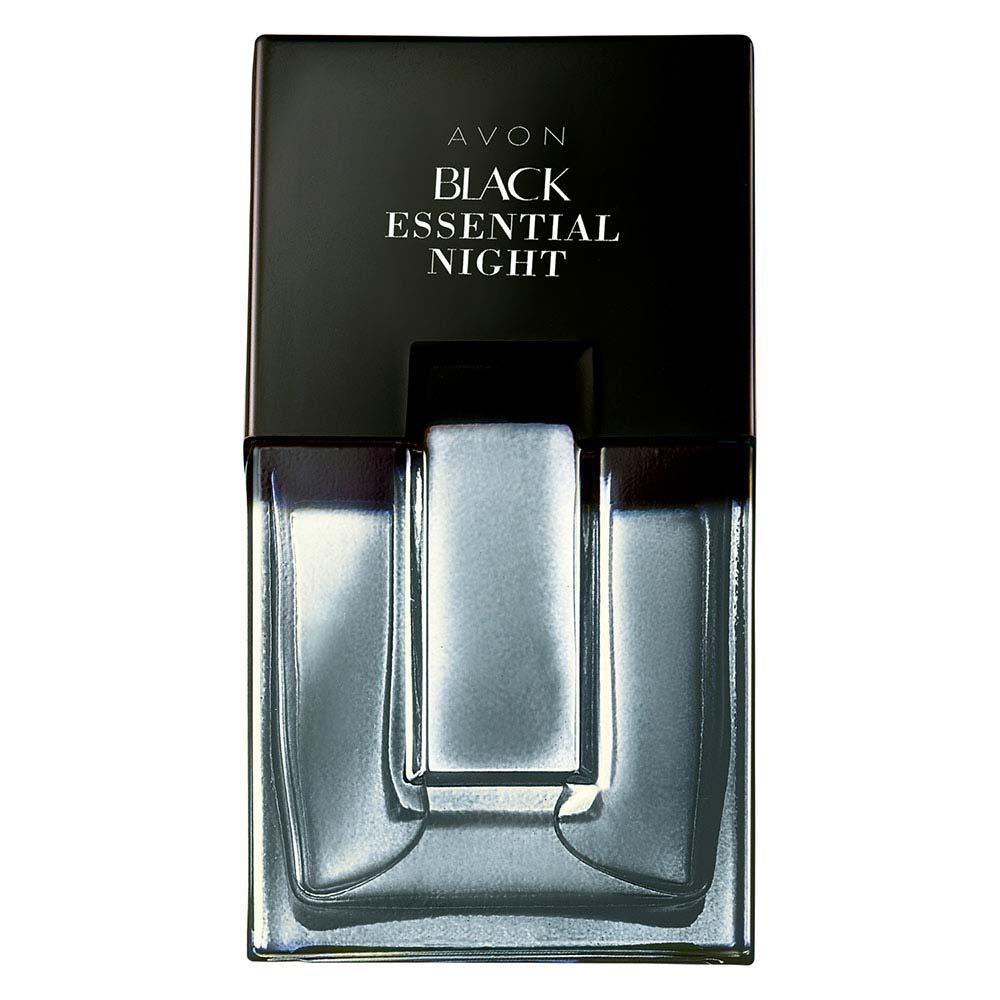 Black Essential Night Deo Colônia - 100ml