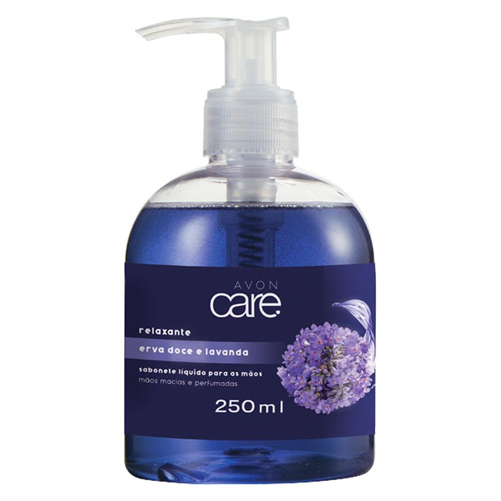 Sabonete Líquido para as Mãos Erva Doce e Lavanda Avon Care - 250ml