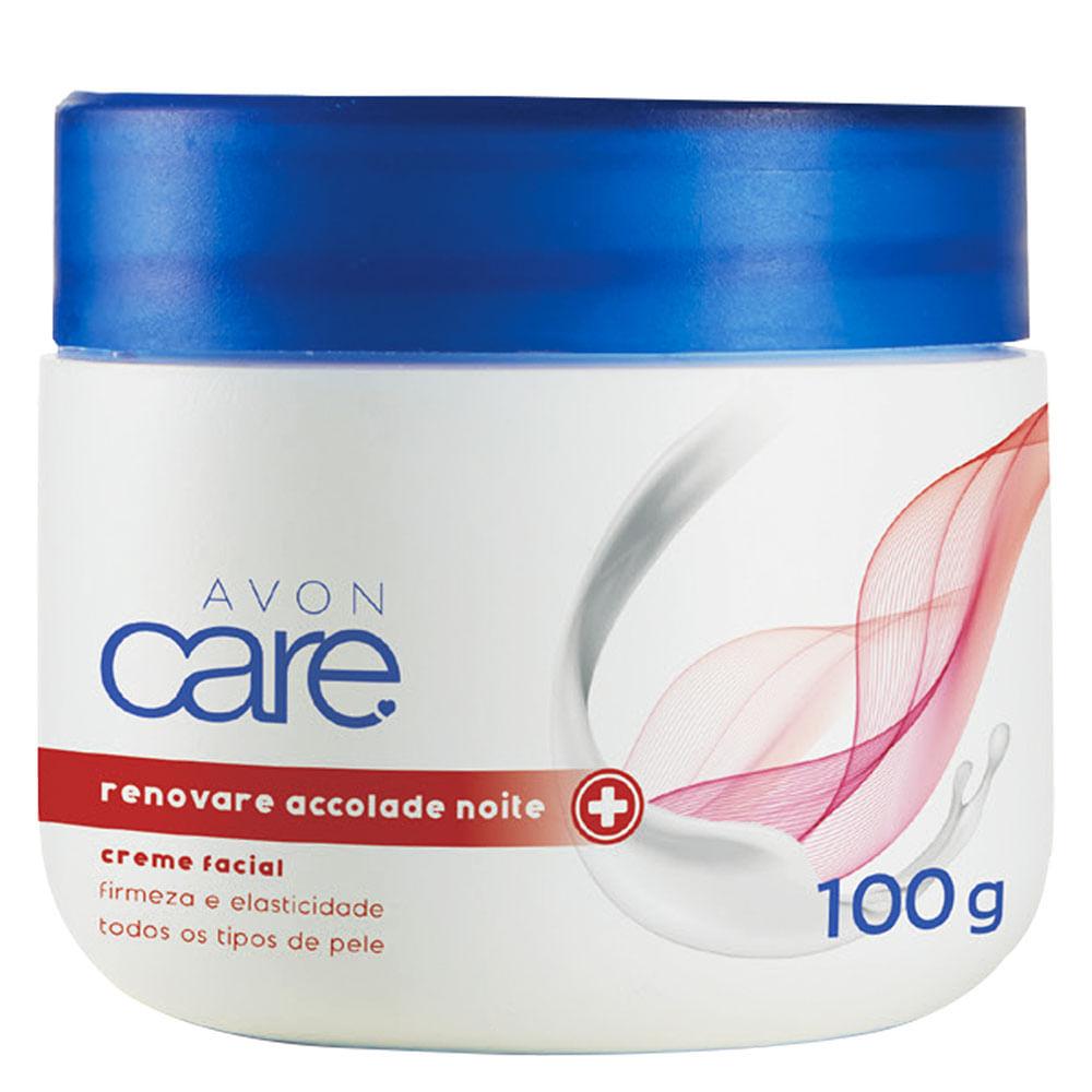 Creme Facial Noite Renovare Accolade Avon Care - 100g