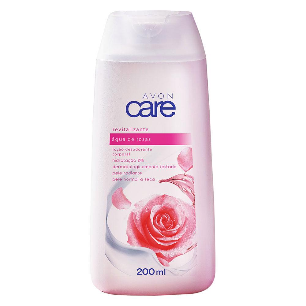 Desodorante Corporal Água de Rosas 200ml