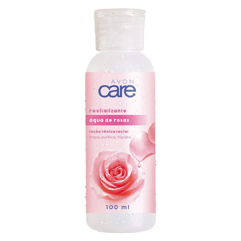 Loção Tônica Facial Água de Rosas - 100 ml