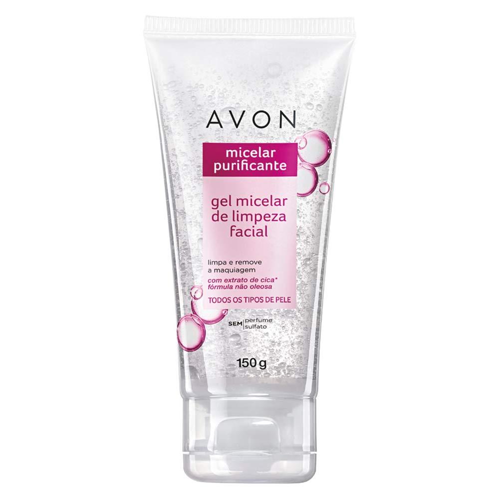 Gel Micelar de Limpeza Facial - 150 g