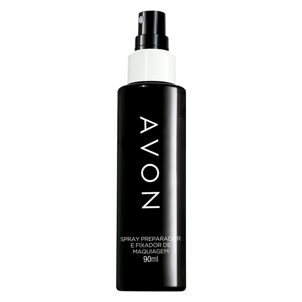 Spray Preparador e Fixador de Maquiagem - 90 ml