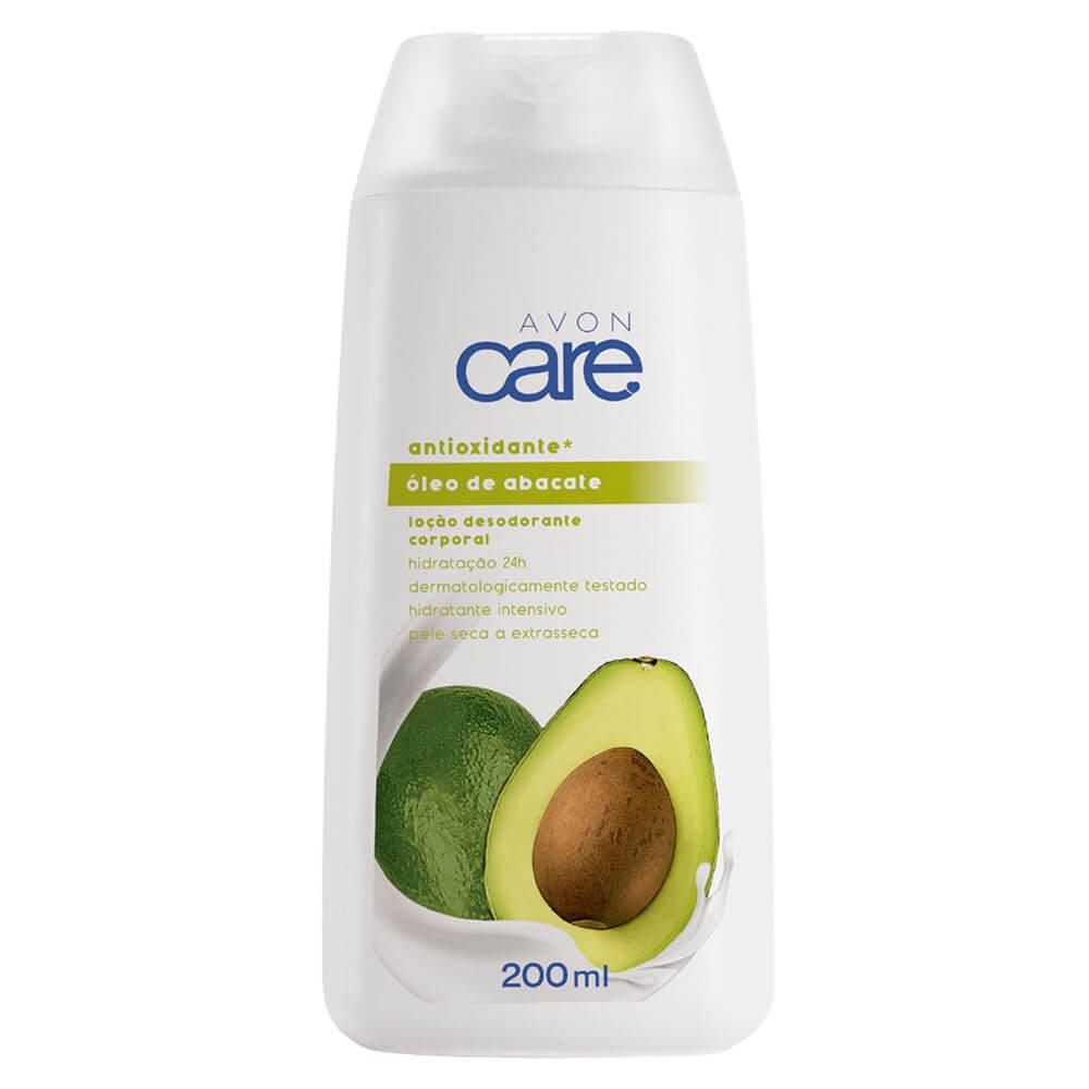 Loção Desodorante Corporal Óleo de Abacate Avon Care - 200ml