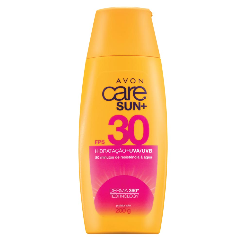 Protetor Solar Avon Care Sun+ FPS30 - 200g
