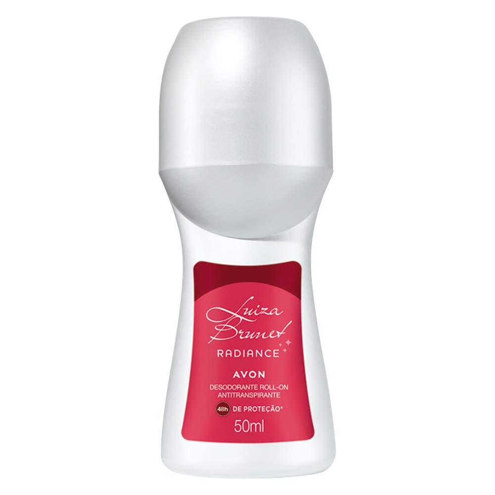Desodorante Antitranspirante Roll-On Luiza Brunet Radiance - 50 ml