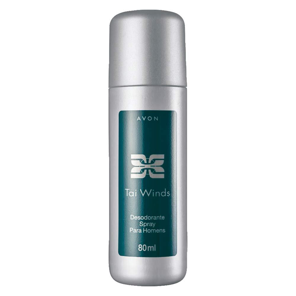 Desodorante Spray Tai Winds - 80 ml
