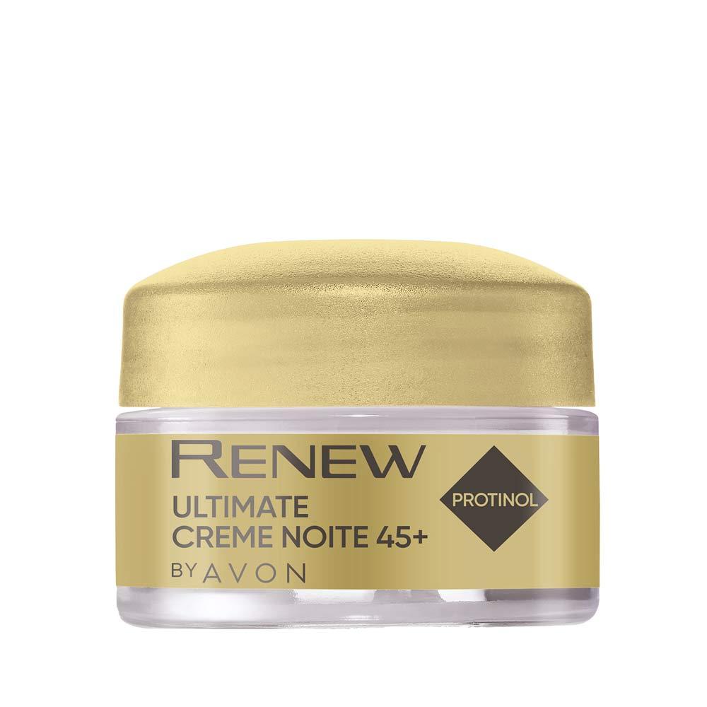 Creme Renew Ultimate noite + 45 - 15g