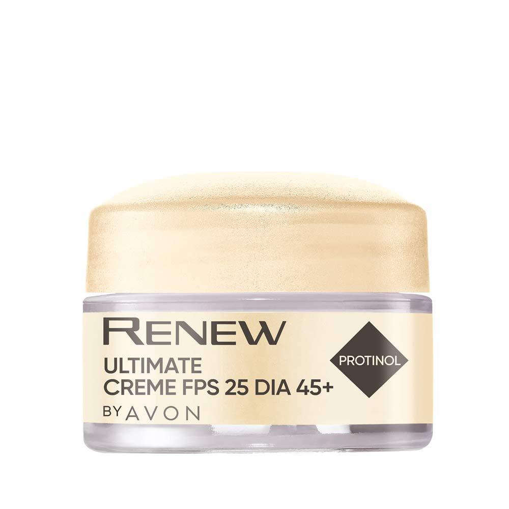 Creme Renew Ultimate Dia FPS25 + 45 - 15g