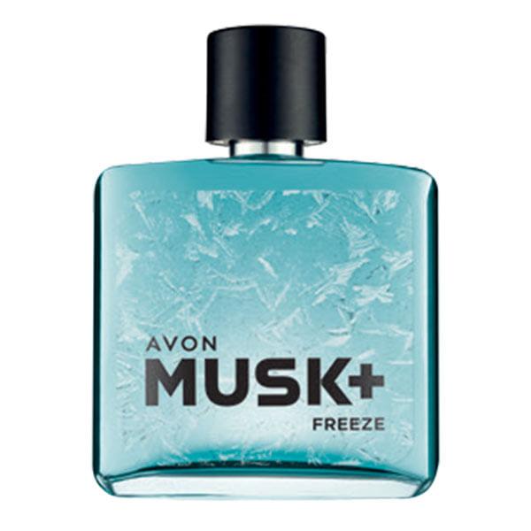 Musk+ Freeze Deo Colônia - 75ml