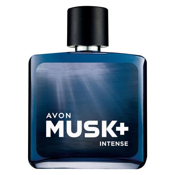 Musk+ Intense Deo Colônia - 75ml