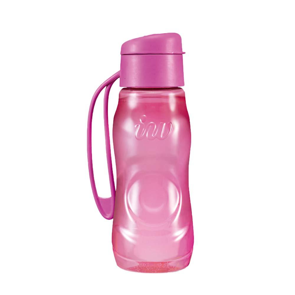 Garrafa Innovaware Neon - Rosa - 350 ml