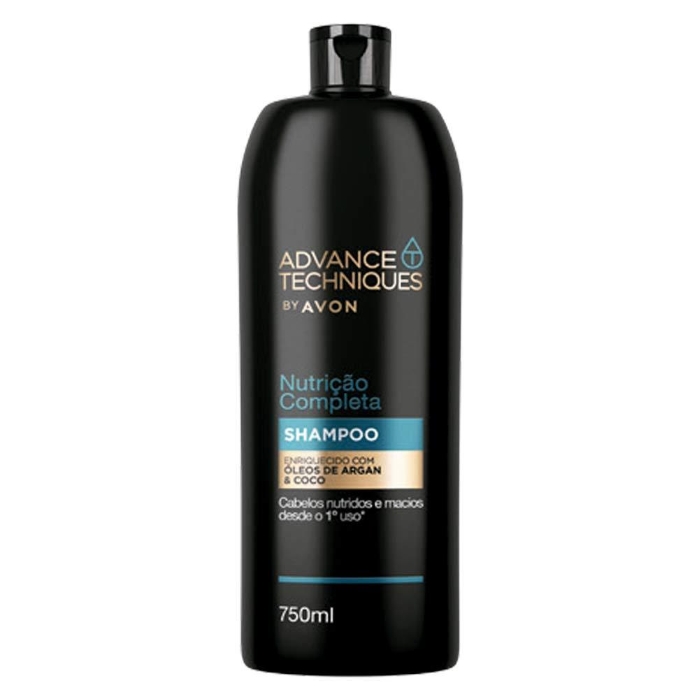 Shampoo Nutrição Completa Advance Techniques - 750 ml