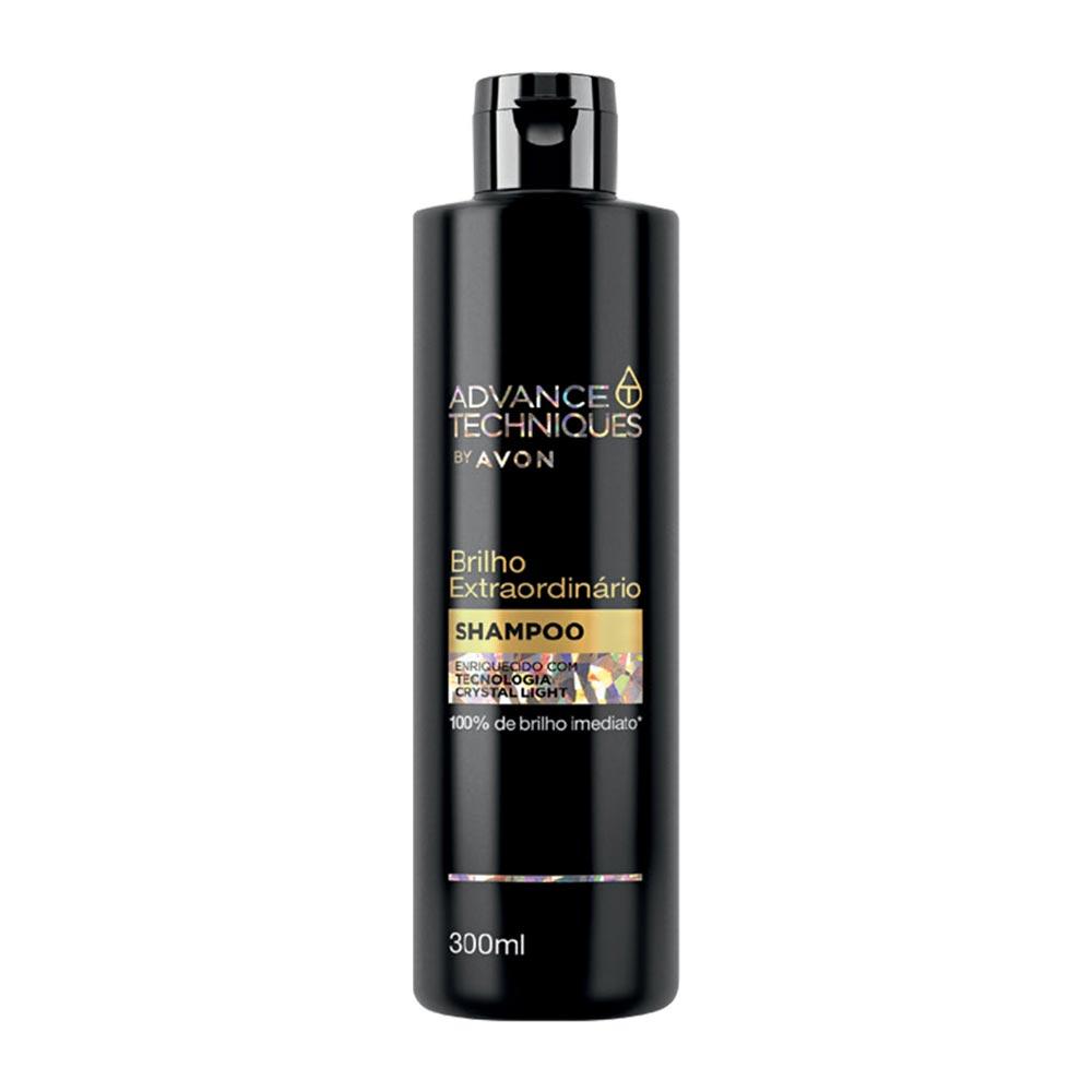 Shampoo Brilho Extraordinário Advance Techniques - 300 ml