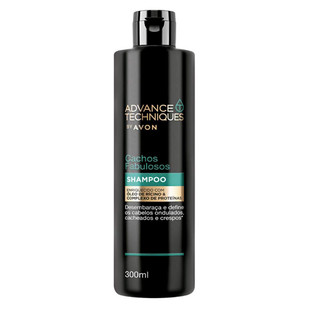 Shampoo Cachos Fabulosos Advance Techniques - 300 ml