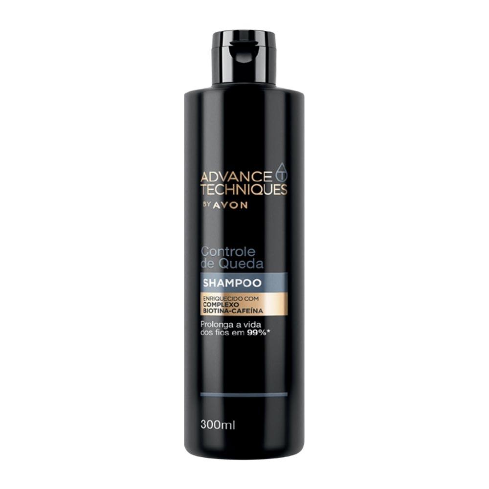Shampoo Controle de Queda Advance Techniques - 300 ml