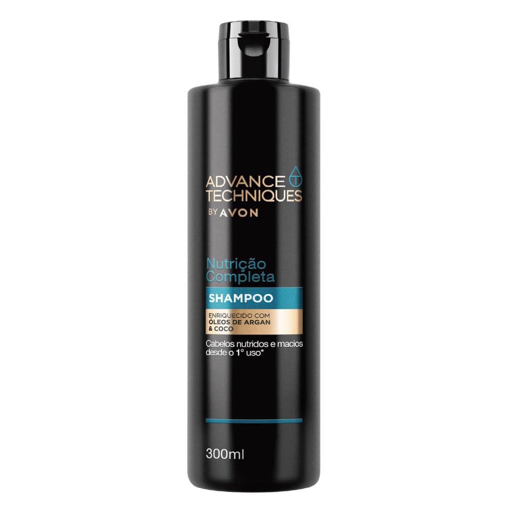 Shampoo Nutrição Completa Advance Techniques - 300 ml