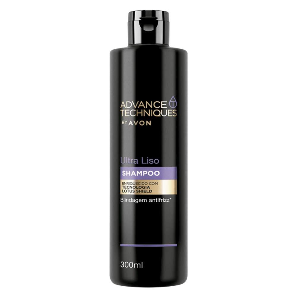 Shampoo Ultra Liso Advance Techniques - 300 ml