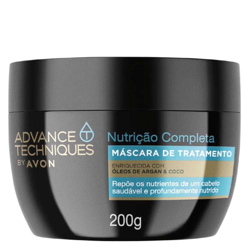 Máscara de Tratamento Nutrição Completa Advance Techniques - 200 g