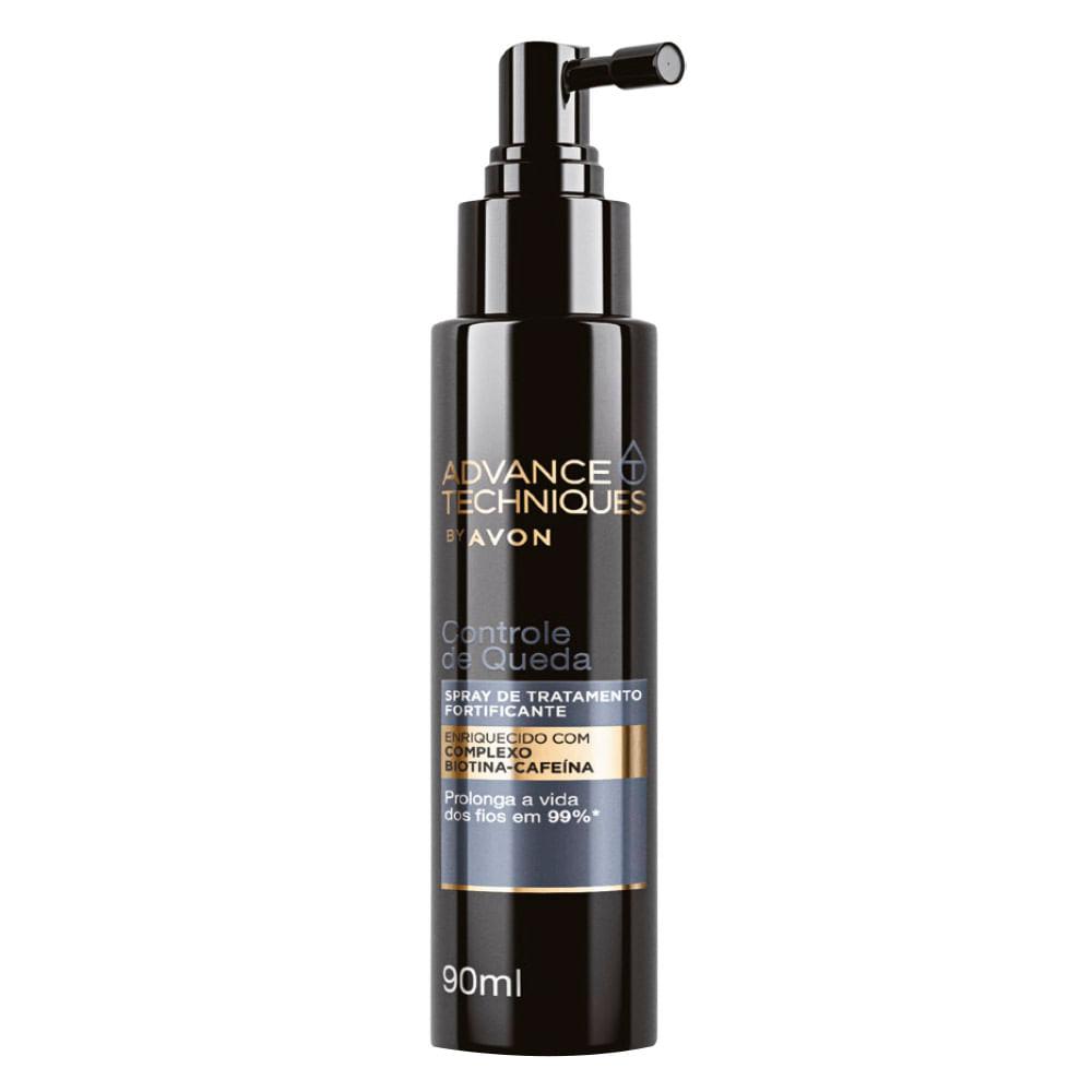 Spray de Tratamento Fortificante Controle de Queda - 90 ml