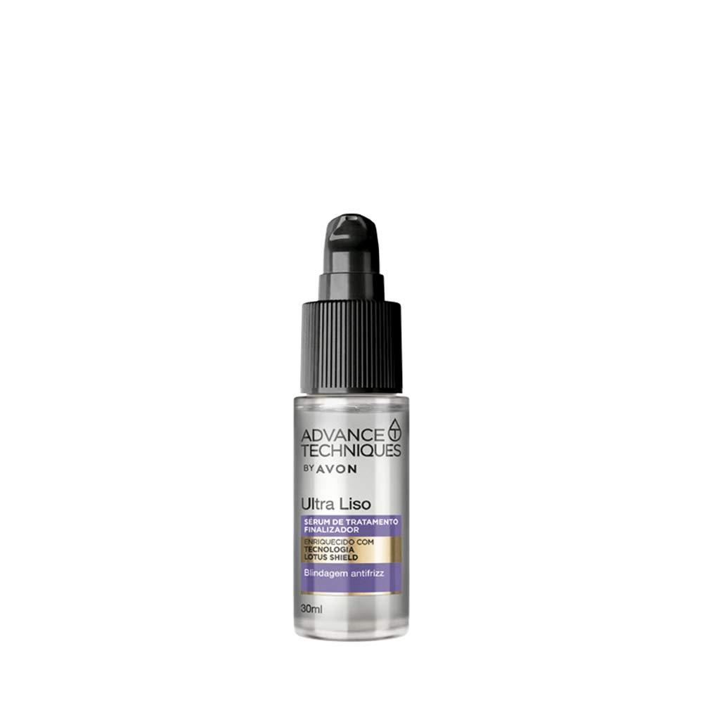Sérum de Tratamento Finalizador Ultra Liso Advance Techniques  - 30 ml
