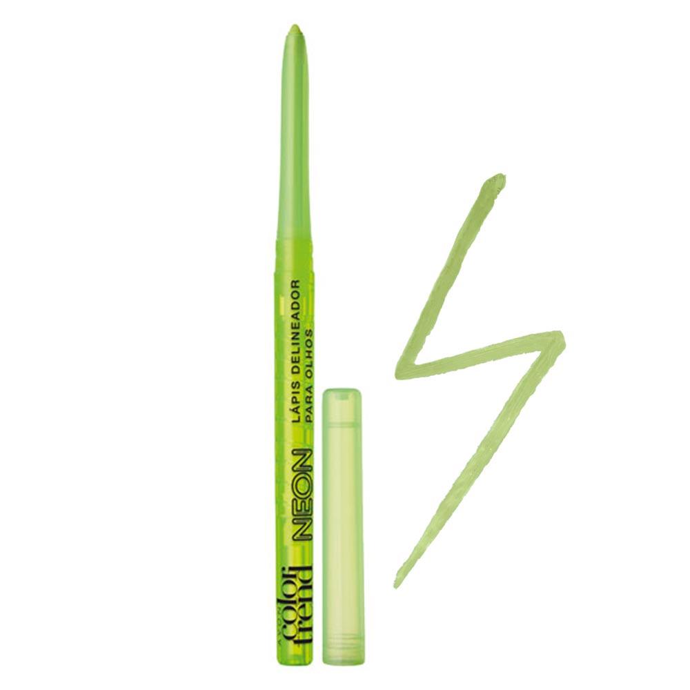 Delineador Retrátil Color Trend 350mg - Verde