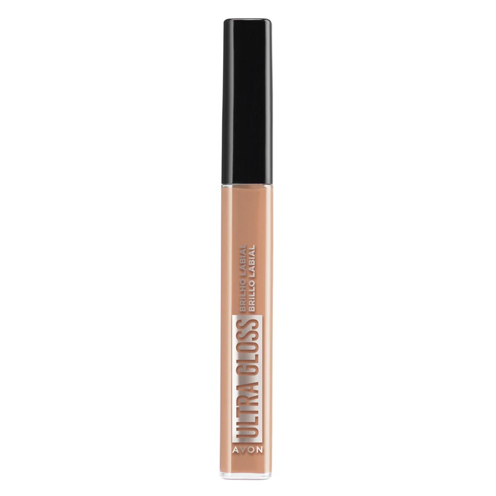Brilho Labial Avon Ultra Gloss 7ml - Nude Sutil