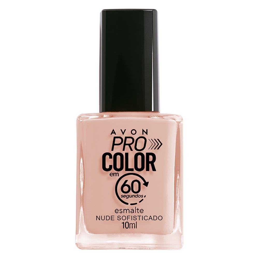 Esmalte Avon Pro Color 10ml - Nude Sofisticado