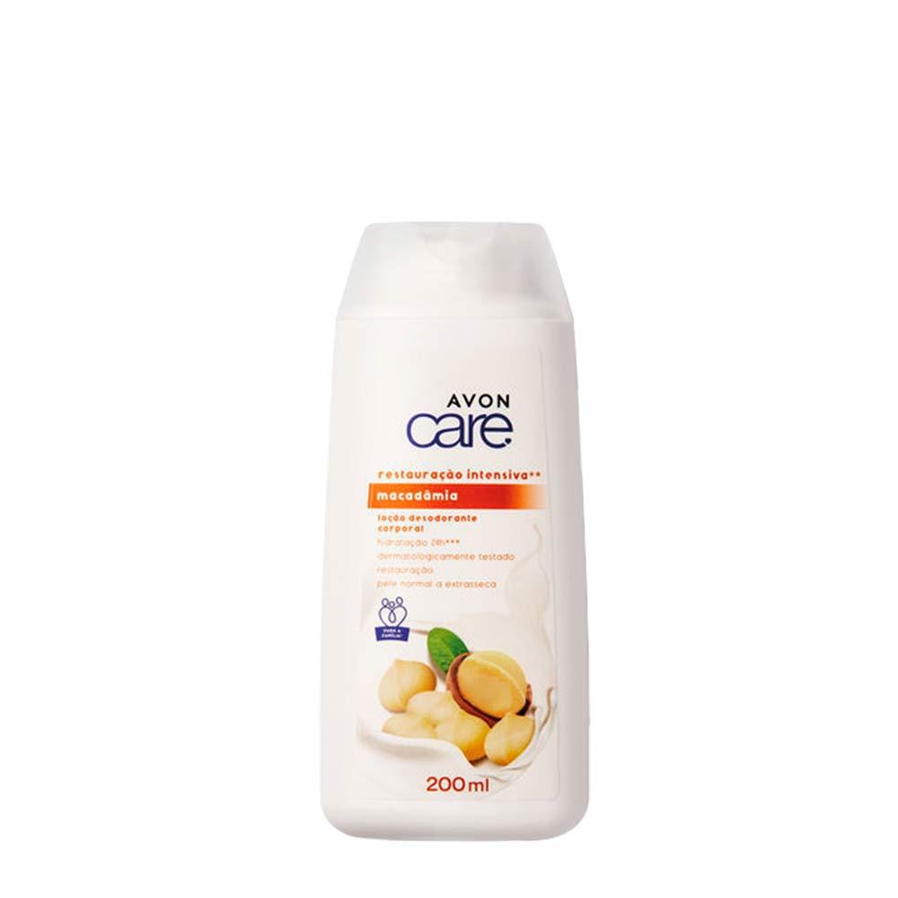 Loção Desodorante Corporal Avon Care Macadâmia - 200ml
