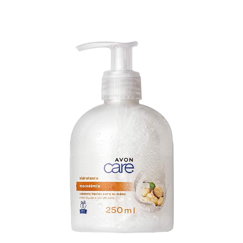 Sabonete Líquido para as Mãos Avon Care Macadâmia - 250ml