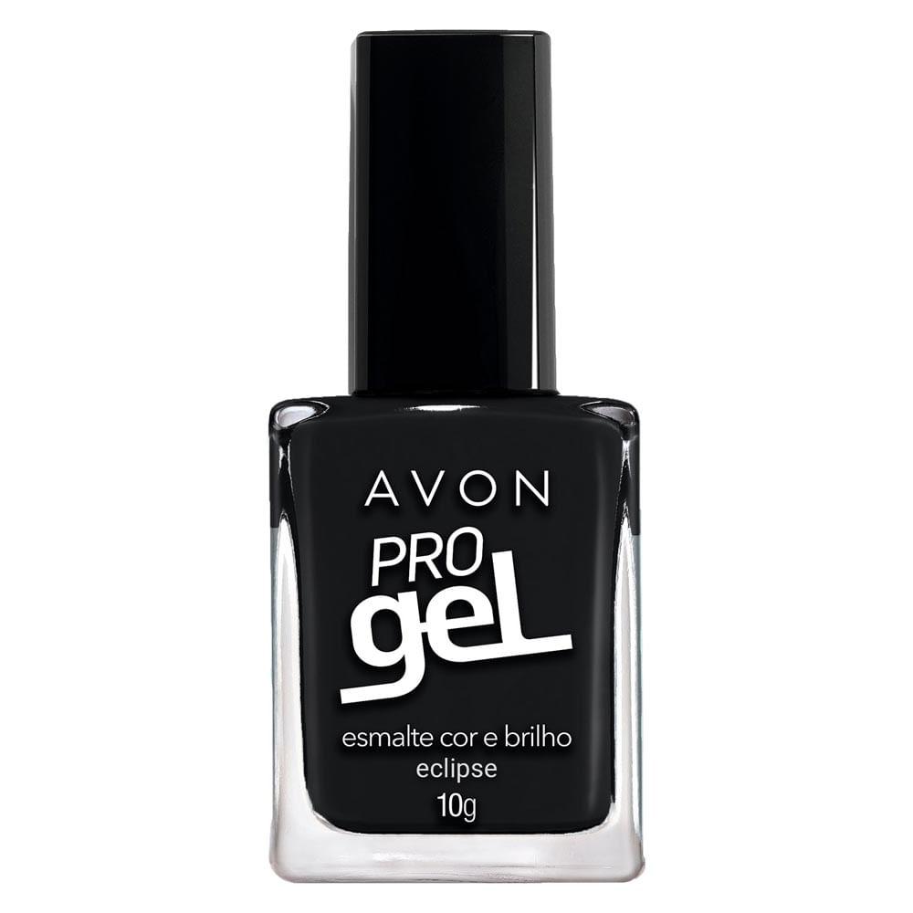 Esmalte Avon Cor e Brilho Pro Gel 10g - Eclipse