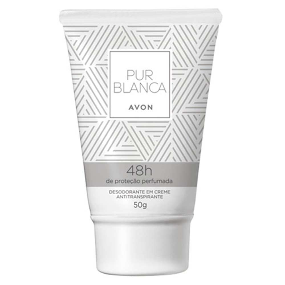 Desodorante em Creme Antitranspirante Pur Blanca - 50 g