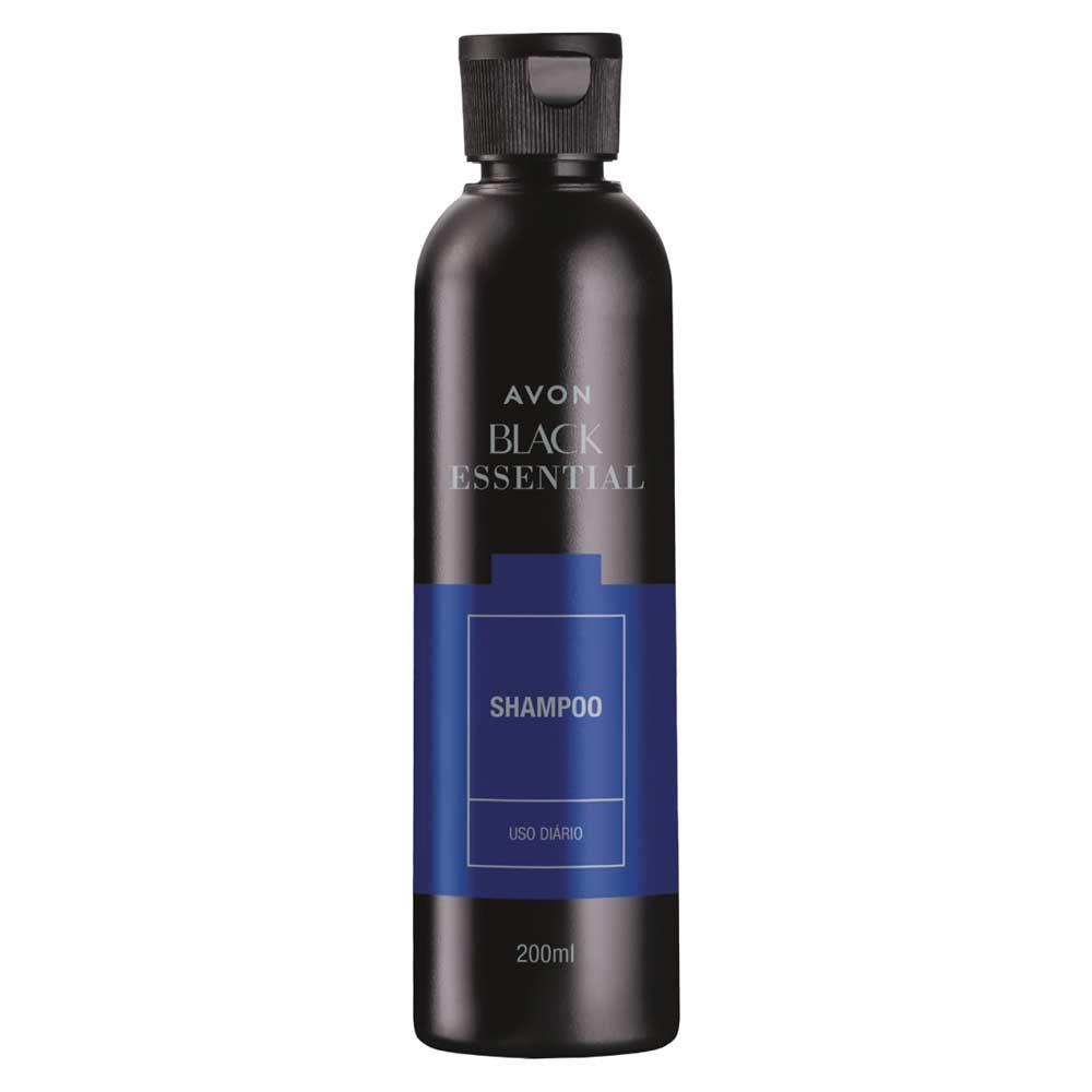 Shampoo Black Essential - 200ml