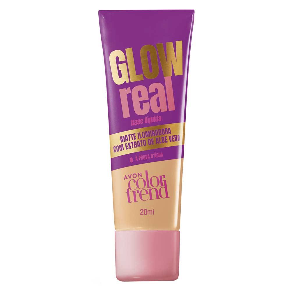 Base Líquida Glow Real Color Trend 20ml - 140 Q