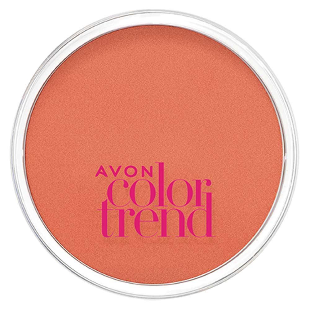 Blush & Bronzer em Pó Compacto Color Trend 7g - Tangerina