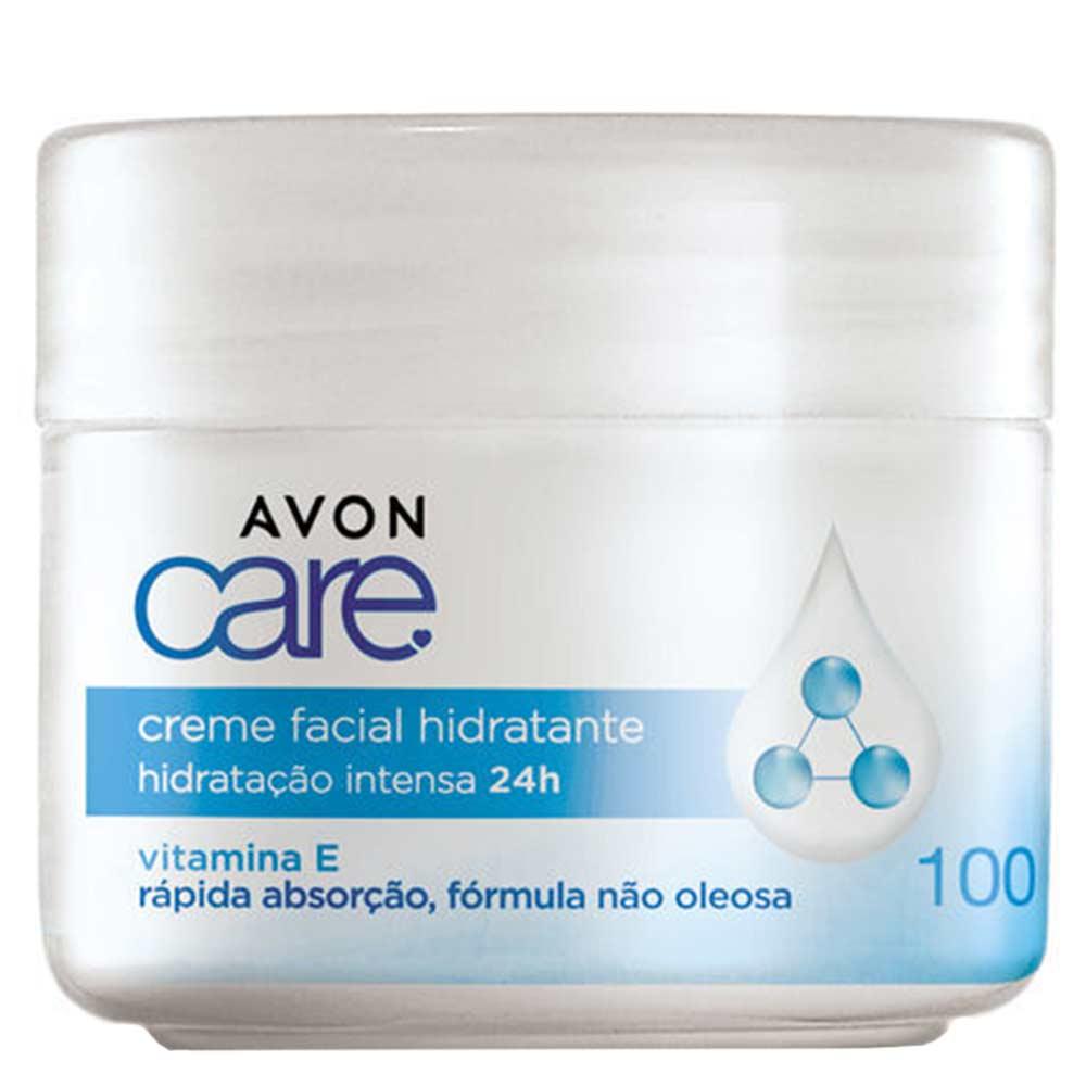 Creme Facial Avon Care Hidratante - 100g