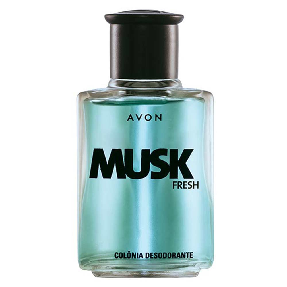 Musk Fresh Body Splash - 90ml