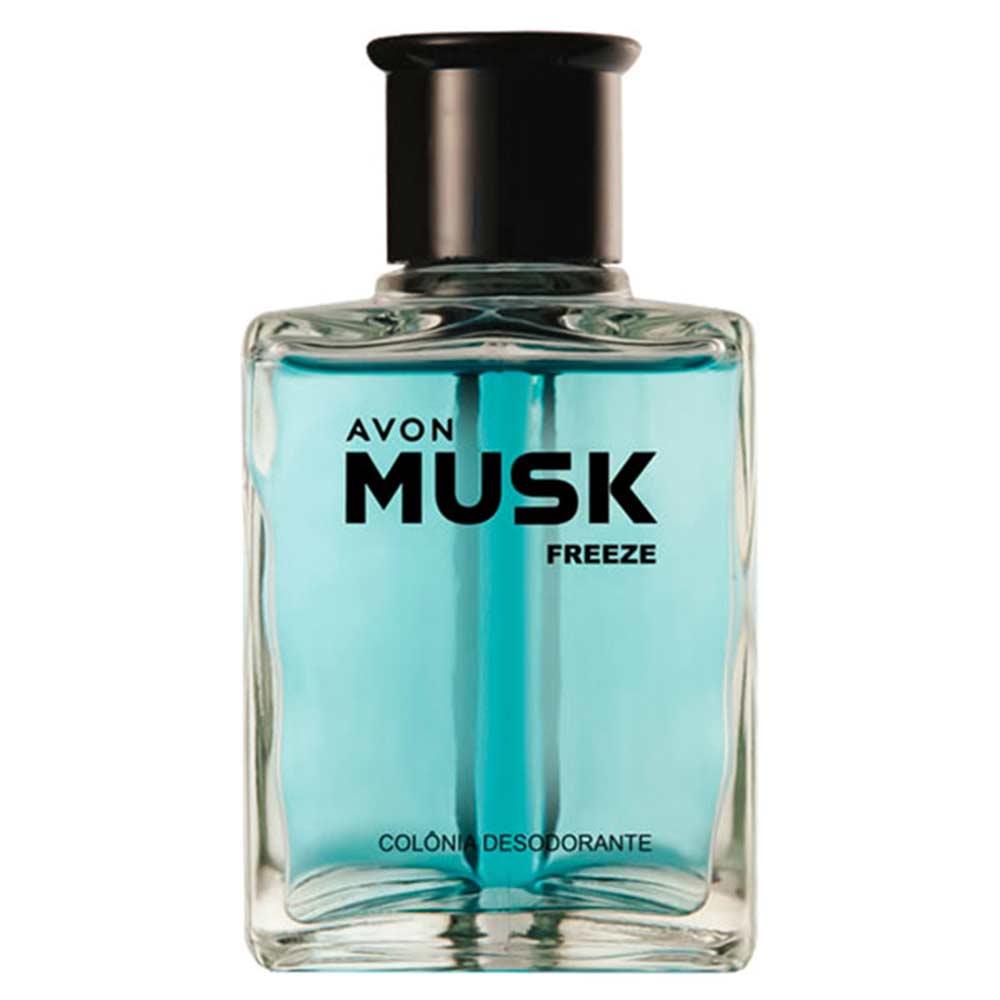 Musk Freeze Body Splash - 90ml