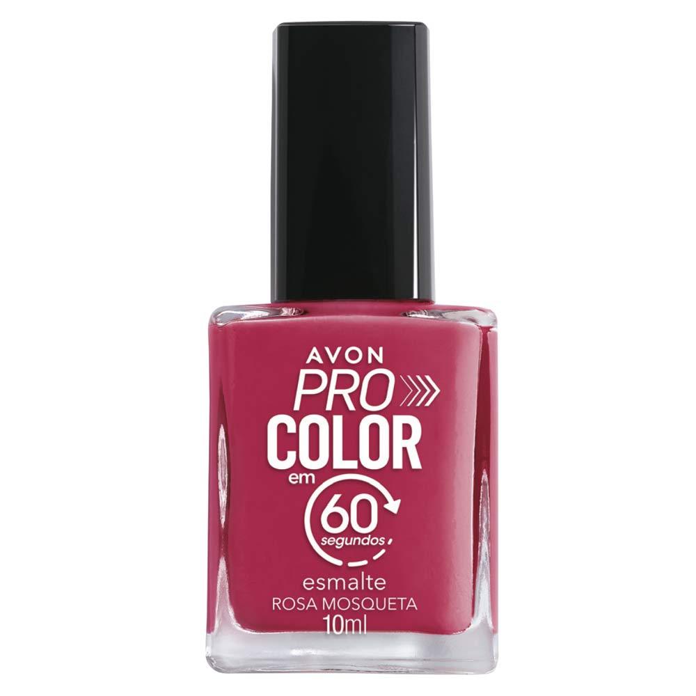 Esmalte Avon Pro Color 10ml - Rosa Mosqueta