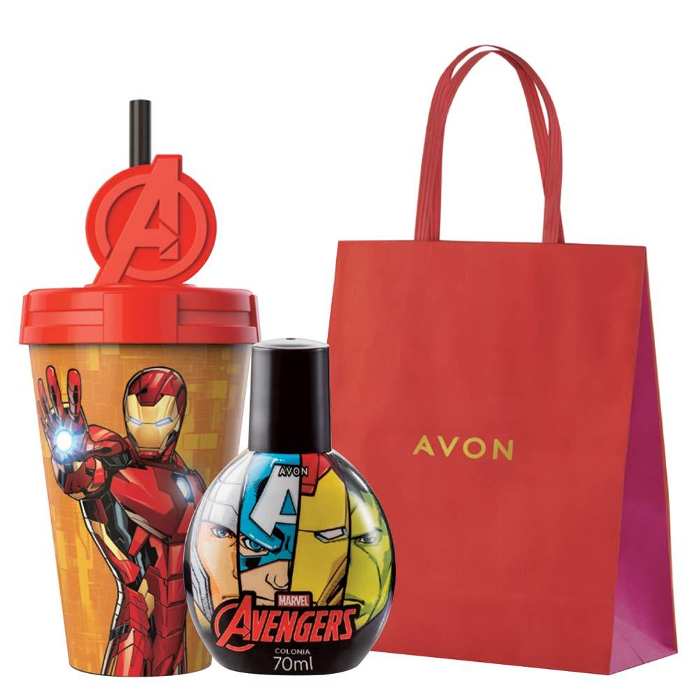 Presente Avengers
